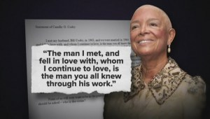 Camille Cosby breaks silence