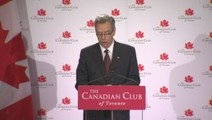 Finance Minister promises return to surplus in fiscal update