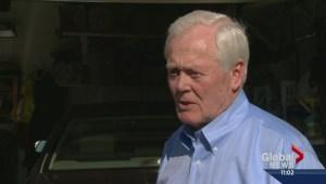 Calgary senior explains what happened in robbery