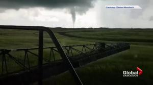 Environment Canada confirms 6 tornados touched down Friday in Sask.