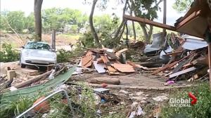 Situation remains grim in flood-hit Texas