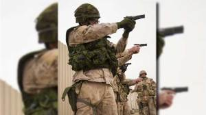 Canadian forces exchanged fire with ISIS twice in past week