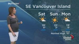 BC Evening Weather Forecast: Mar 6