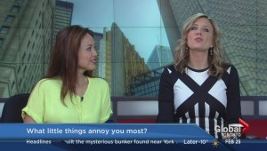 The Morning Show hosts reveal what annoys them about each other