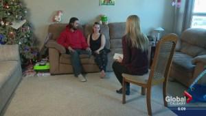 Parents of Meika Jordan look toward uncertain new year