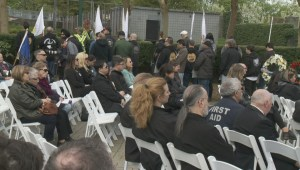 Day of mourning for workplace accident victims