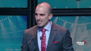 Shaw CFL Awards: Brad Sinopoli named Most Outstanding Canadian