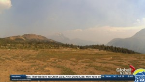 Sunshine Mountain Lodge to be used as a wildfire staging area