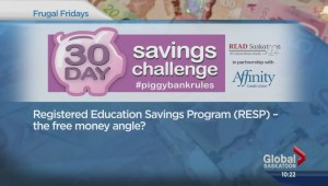 Frugal Friday – saving for your kids' education
