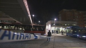2 dead after masked gunmen barge into cafe in Stockholm, Sweden
