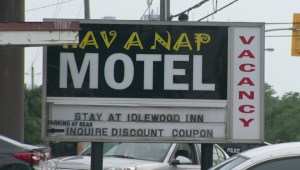 Police investigate suspicious death of girl, 18, at a Scarborough motel