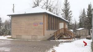 Southern Alberta community rallies to keep post office in Priddis