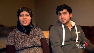 Syrain refugee family reflects on situation in Lethbridge a year later