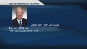 Mayors' Council Chair Richard Walton on transportation referendum