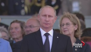 Putin supports Ukraine's peace plan