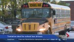 School bus drivers strike averted after tentative deal reached