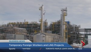 BIV: Temporary foreign workers and LNG project
