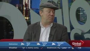 Mark Stephen talks CFL West Final