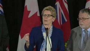 Wynne meeting with mayors focussed on job creation