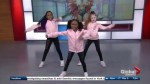 A special performance from the dance trio featured on Ellen DeGeneres