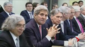 Deadline looming for Iran nuclear deal