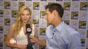 Could Katheryn Winnick Be The Female 'Thor'?