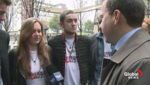 Scottish youth react to nation's NO vote