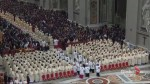 Pope Francis holds Vatican Christmas Eve Mass