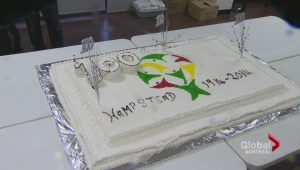 Hampstead celebrates 100 years