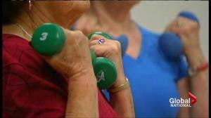 Staying active as we age
