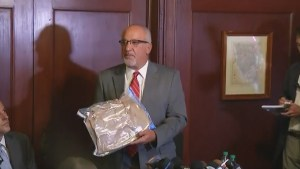 Rape kit evidence bag anonymously delivered to Patrick Kane's accuser's mother according to defense attorney