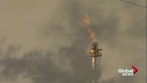 How will oil sands shut down effect economy?