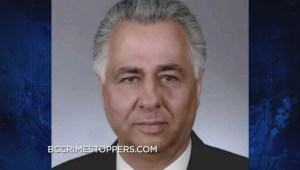 Crime Stoppers: Rostam Poulad
