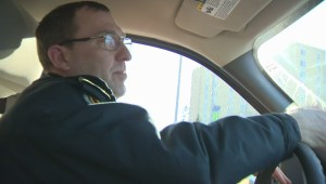Crucial emergency response time lost by drivers not moving over