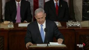 Netanyahu: battle between ISIS, Iran doesn't make Iran an ally