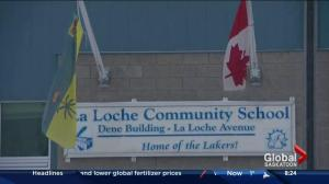 Don Morgan discusses the La Loche school shooting