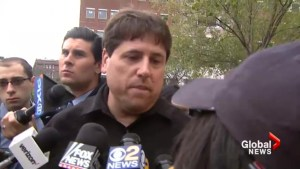 'You never think it'll happen': New Jersey train crash witness describes helping victims