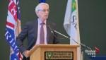 University of Saskatchewan names Peter Stoicheff new president