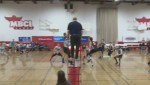 HIGHLIGHTS: Lord Selkirk sweeps St. Paul's in boys' volleyball