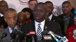 Brown family lawyer says right response to Ferguson decision isn't 'a lot of noise'