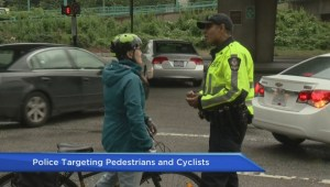New safety program launched to target Vancouver pedestrians and cyclists