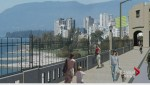 Debate over the proposed changes to the Burrard bridge
