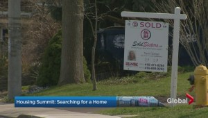 Lack of inventory, high demand make it difficult to get back into GTA housing market