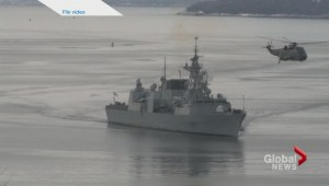 HMCS Toronto returns home