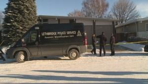 Lethbridge police investigate suspicious death
