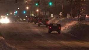 Raw video: National Guard troops arrive in Buffalo