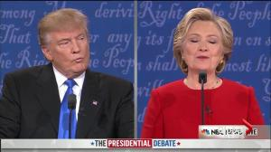 Vancouverites get ready to watch the US Presidential Debate
