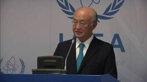 IAEA chief comments on high-level nuclear negotiations with Iran