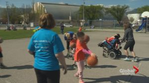 Try-It Day brings out Okanagan young athletes