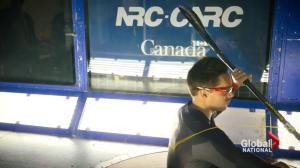 Canada's kayakers betting on secret technology for Olympic edge